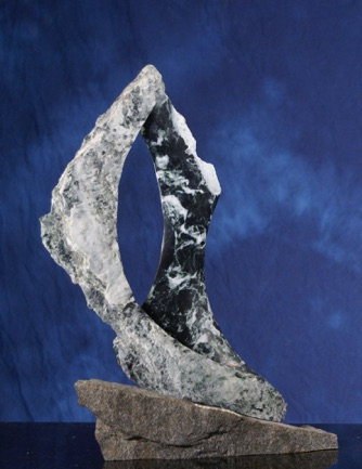 stone sculpture Rick Rothrock sculptor